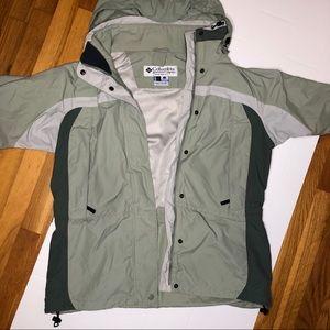 🆕 COLUMBIA / interchangeable winter coat
